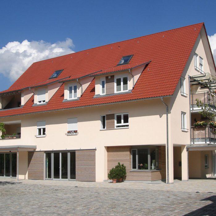 Lebensräume für Jung + Alt in Oberteuringen